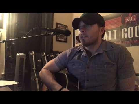 Flyover States - Jason Aldean (cover by Matt Goodrich