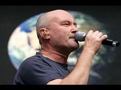 Phil Collins - Best Ballads  Live (Full Album)