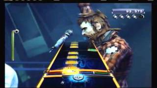 Rock Band 3 Gone Away by The Offspring drums #1