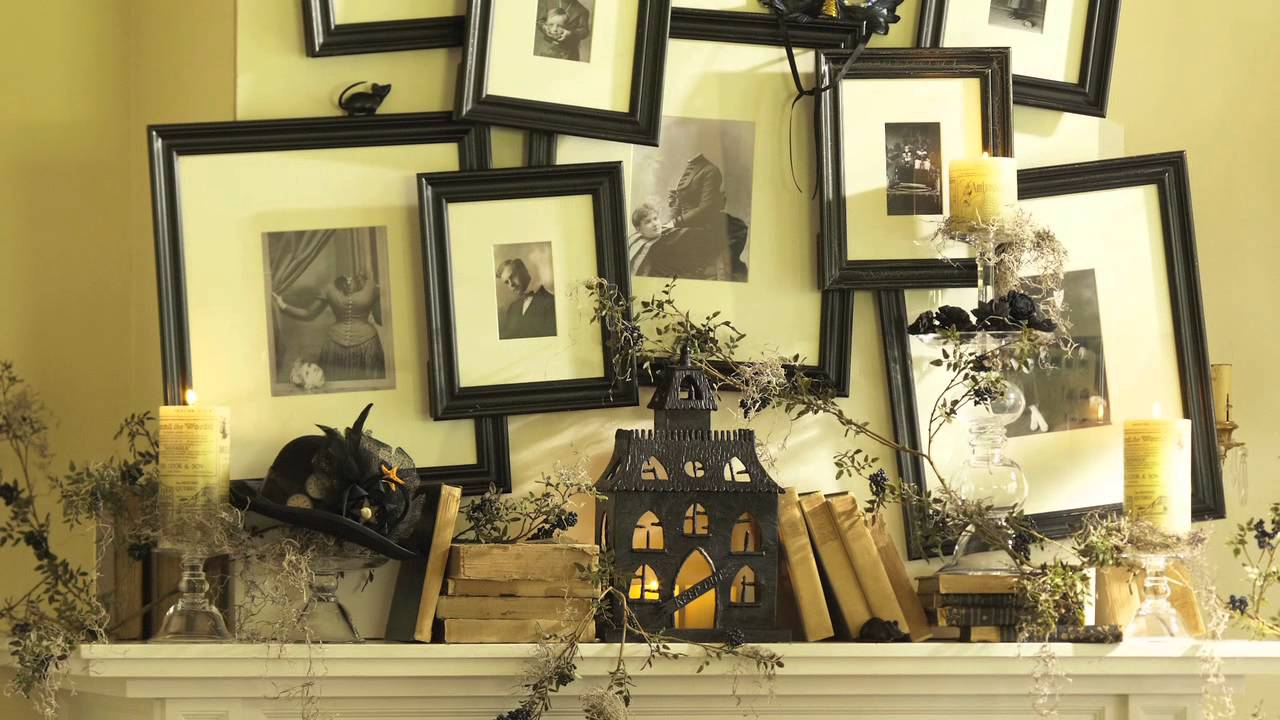 how to throw a spooky halloween party with jeffrey moss pottery barn youtube - Pottery Barn Halloween Decor