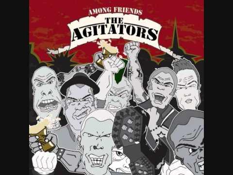 Agitators -- Among Friends (full album)