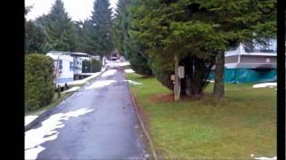 Camping Belle-Vue januari 9, 2011