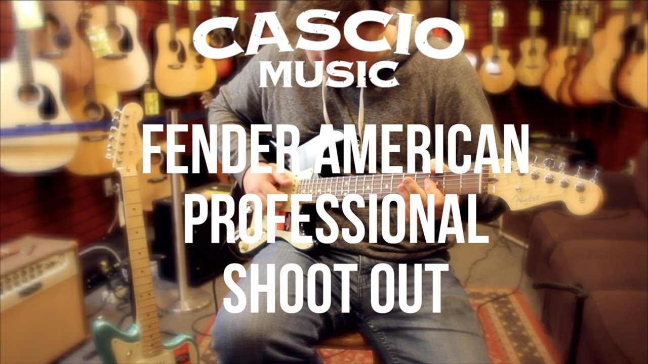 Jazzmaster Vs Stratocaster Fender American Professional Shootout Strat Master Tone Guitar Forum Gear Comparison