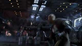 SWTOR: Jedi vs. Sith fight scene (HD)
