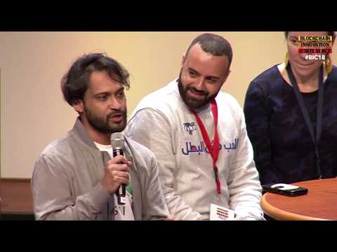 Blockchain for Good - Waqar Zaka, World Bank, Indian Government, Adnan Hassan, Tykn, Fairchain