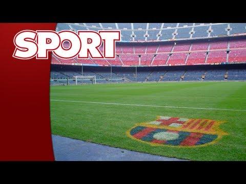 Tour exclusivo por el Camp Nou - FC Barcelona