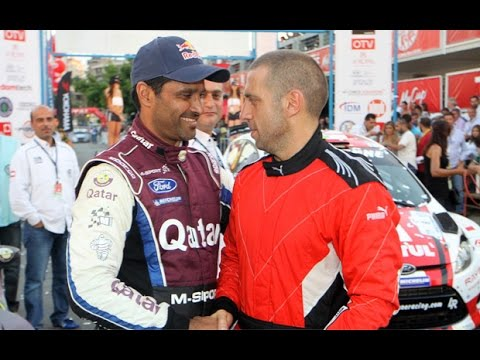 Rally of Lebanon Nasser Al Attiyah vs Roger Feghali reality tv