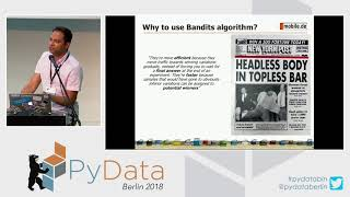Search Relevance: A/B testing to Reinforcement Learning - Arnab Dutta