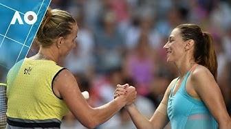 Kuznetsova v Duque-Mariño highlights (1R) | Australian Open 2017
