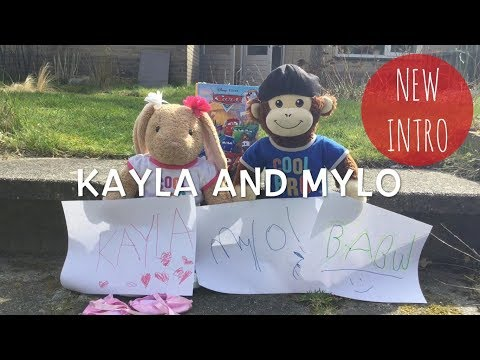 NEW INTRO | Kayla and Mylo