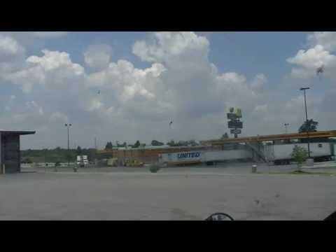 Truck Stop Time Lapse -  Blacksburg, SC -  Loves Travel Center