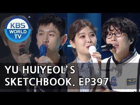 Yu Huiyeol's Sketchbook - K, Lyn, Crush, Peppertones [ENG/2018.05.19]