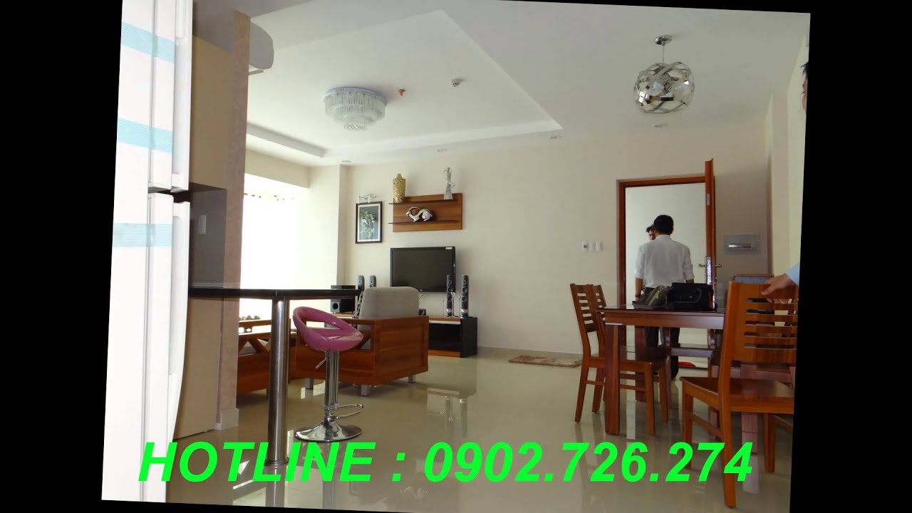 Cho thuê căn hộ Nhân Phú Quận 9  LH: 0902.726.274