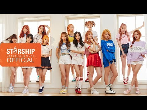 [Preview]우주소녀(WJSN)_The 1st Album 'HAPPY MOMENT'