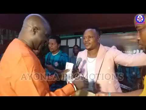 Download See what Agbaakin Obesere did to Lanre Teriba. #AyonlaAuthentiq