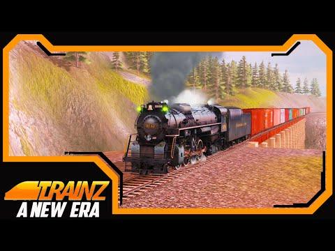 Trainz: A New Era - Maria Fumaça
