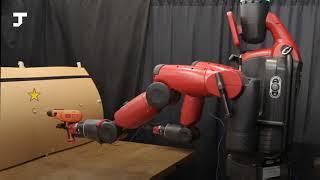 В MIT придумали, как учить роботов с помощью жестов и мозговых волн