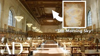 Hidden Details of the New York Public Library | Architectural Digest Video