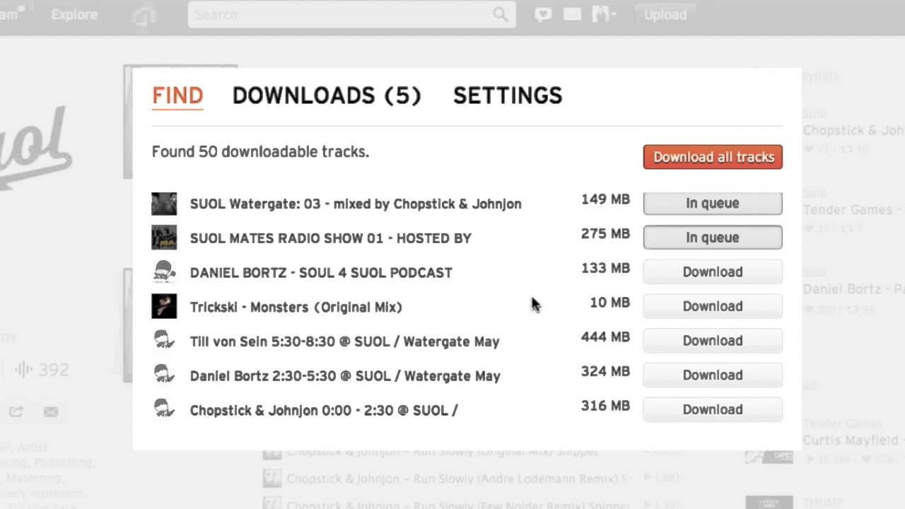 Soundcloud Downloader Extension Chrome