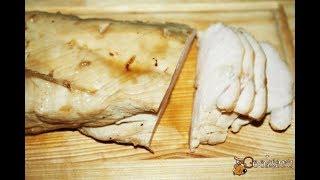 Закуски из птицы  Пастрома из индейки