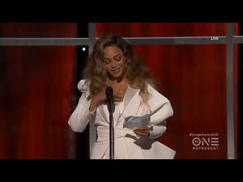 Beyonce Wins Entertainer Of The Year   Image Awards 50th