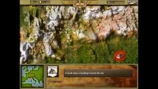 CivCity Rome walkthrough :  Mediolanum 1/2 (war)