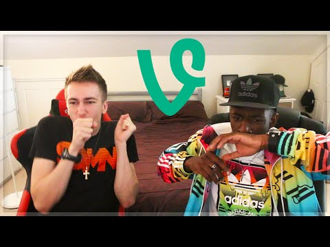 Thumbnail: REACTING TO SIDEMEN VINES WITH TOBI