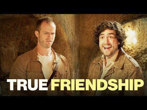 TRUE FRIENDSHIP | Chris & Jack