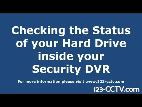 How To Fix Hard Disk In Dvr Doovi