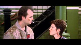 Ghostbusters - Janine someone with your qualifications...