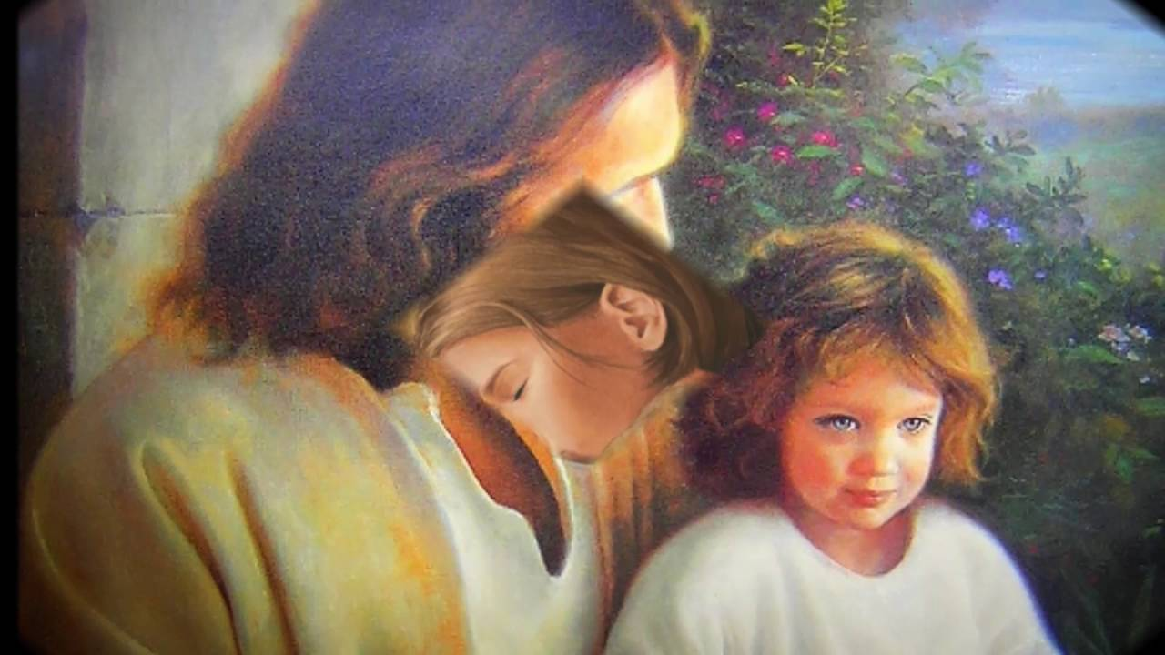 Jesus with children slideshow amazing music with photos - Child jesus images download ...