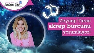 Zeynep Turan'dan Mayıs Ayı Akrep burcu yorumu