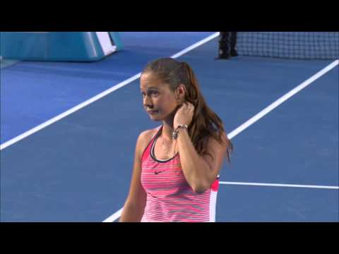 Serena Williams v Daria Kasatkina (3R) highlights | Australian Open 2016