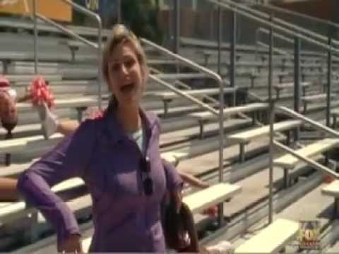 Little Girls on Glee with Jane Lynch