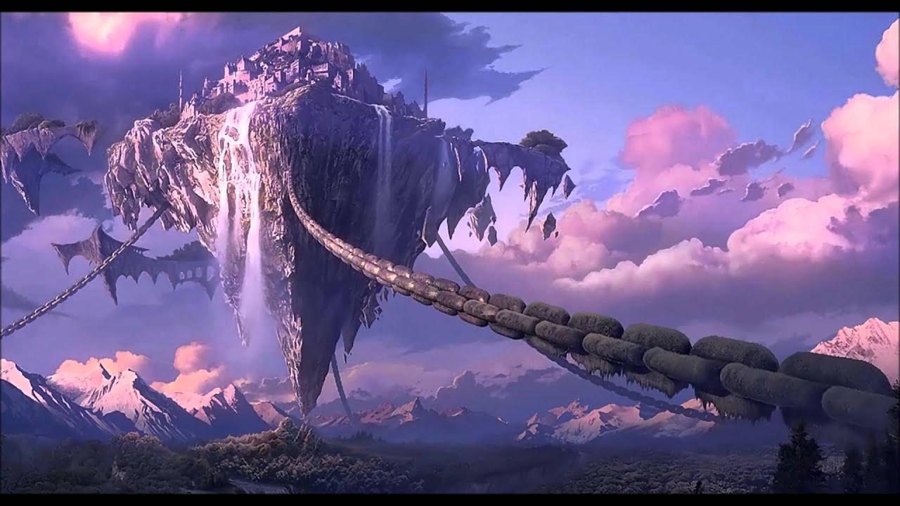 Old Paper Wallpaper Hd Yeti Floating Castles Instrumental Youtube
