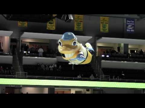 Glads TV Arena Tour: Huntington Center