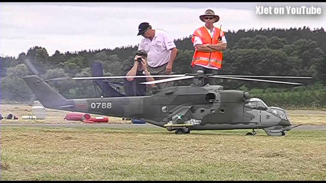 Trailer: RC jet-powered planes and helis at the 2012 ANZAC ...