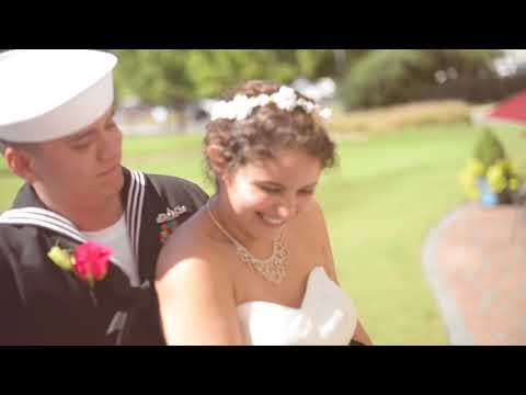 Princess Anne Country Club Courtney and Ryan Wedding