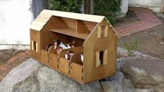 Breyer Wooden Horse Barn