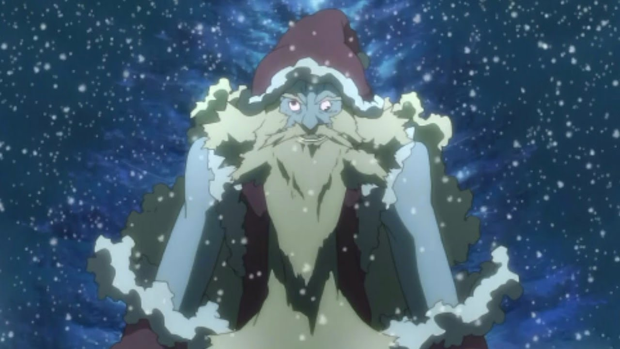 Christmas Anime.Top 10 Best Anime Christmas Episodes