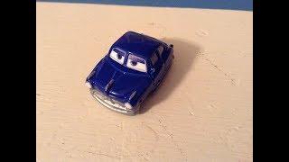 Disney Cars mini Racers Doc Hudson Review