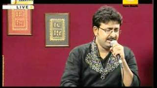 Joy bhattacharjee Live Nagme Hai (Yadein) On Tara Muzik.mpg
