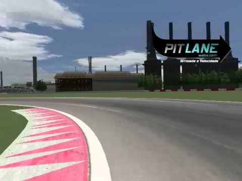 Fundidora Park Raceway
