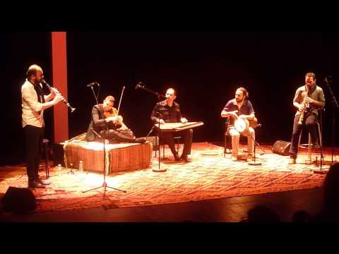 New sounds from the Arab lands (Théâtre des Abbesses - Paris - February 9th 2013)