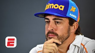 Why Formula One doesn't need 'toxic' Fernando Alonso anymore | F1