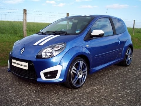 2010 renault twingo rs gordini youtube. Black Bedroom Furniture Sets. Home Design Ideas