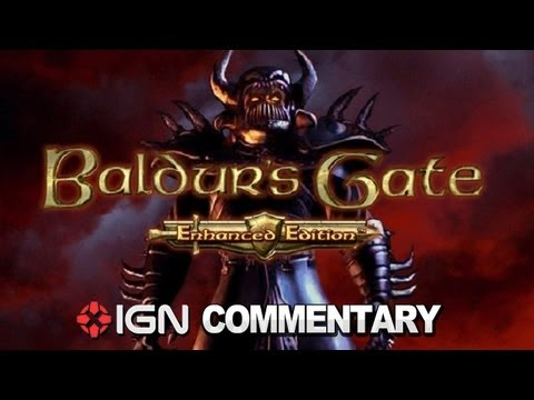 Baldur's Gate: Enhanced Edition Gameplay Commentary