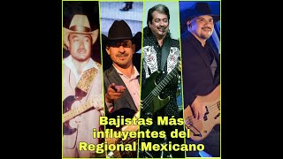 Mejores bajistas Norteños (Regional Mexicano)