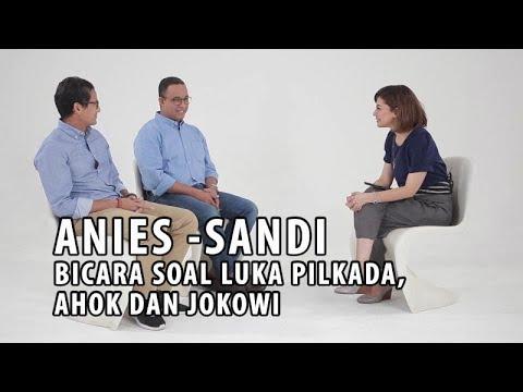 Anies-Sandi Bicara Soal Luka Pilkada, Ahok Dan Presiden Jokowi (Part 2)