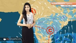 Weather Forecast for Sep 21: Monsoon rains in Mumbai, Kolkata and Chennai; hot day in Delhi